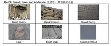 Basalt, Lava and Andesite Products