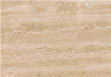 Light Travertine Slabs & Tiles, Turkey Beige Travertine