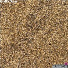Giallo Duna Granite Slabs & Tiles, Namibia Yellow Granite