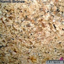 Namib Bronze Granite Slabs & Tiles