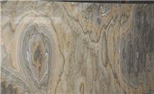 Caramel Onyx Slabs & Tiles, Turkey Brown Onyx