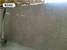 Oman Imperial Beige Marble Slab, Oman Beige Marble