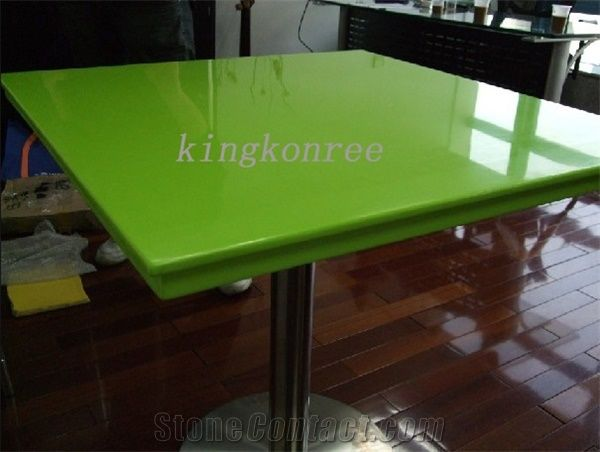 Quartz Stone Dining Table Top,Coffee Table,Bar Tab from ...