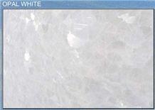 Opal White Marble Tiles & Slabs, White Polished Marble Floor Tiles, Wall Tiles