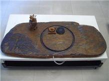 Granite Tea Tray,Dining Accessories