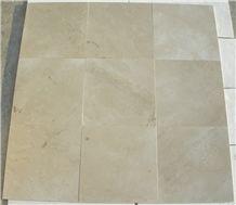 Santa Clara Cream Marble Slabs & Tiles, Turkey Beige Marble
