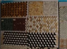 Marble Mosaic / Pattern / Mosaic