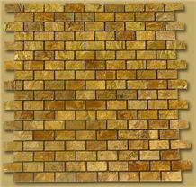 Giallo Real (P) Mosaic
