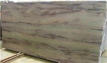 Wild Sea Granite Slabs, Brazil Green Granite