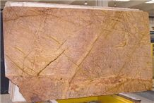 Yellow Damascus Marble Slab, Syria Yellow Marble