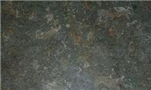 Yellowish Grey Limestone Slabs & Tiles, Egypt Grey Limestone