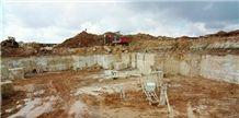 Noce- Flax Walnut Travertine Quarry