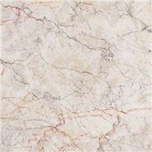 Cream Purple Marble, Algeria Beige Marble Slabs & Tiles