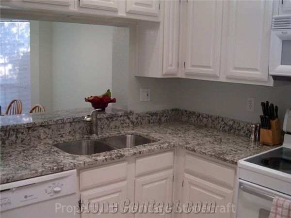 Brazilian Diamond Granite Countertop From United States