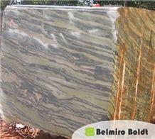 Verde Bamboo Quartzite Blocks
