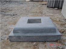 Limestone Chimney