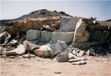 Demolition Agent for Granite Quarry