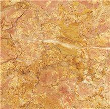Giallo Reale Marble Tiles, Italy Yellow Marble