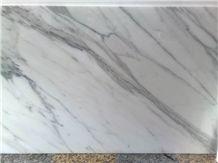 Calacatta Caldia Marble Slabs & Tiles, Italy White Marble