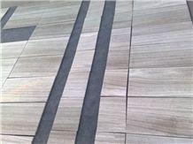 Grey Wood Grain Marble Slabs & Tiles