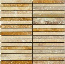 Travertine Mosaic Mss-0026