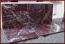 Indo Rosa Levanto Marble Slabs & Tiles, India Red Marble