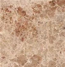 Beige Serpiente Marble Slabs & Tiles, Spain Brown Marble
