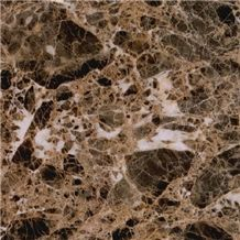 Dark Emperador Marble Slabs & Tiles, Spain Brown Marble