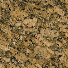 Amarelo Fiorito Granite Slabs & Tiles, Brazil Yellow Granite