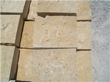 Tobza Yellow Limestone Slabs & Tiles, Jordan Yellow Limestone