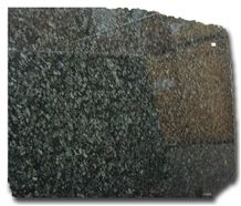 Verde Peacock Granite Slab