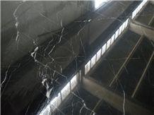 Taurus Black Marble Tile