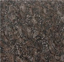 Imperial Pearl Coffee Brown Granite Tiles,Classic Marron Polished Granite Slabs Panel for Flooring Covering,Wall Cladding