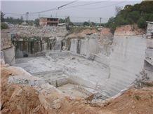Tibet Viscont White Granite Block Quarry Owner,China Viscont White Blocks & Quarry