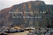 Absolute Black Granite G684 Quarry