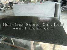 G684 Flamed Granite Slab Construction Material