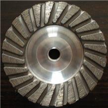 Aluminum Turbo Cup Wheel