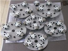 Bushhammering Plate
