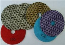 Dry Flexible Polishing Pads