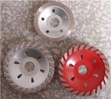Sintered Turbo Cup Wheel