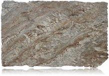 Sienna Bordeaux Granite Slab, Brazil Beige Granite
