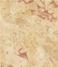 Breccia Rosato Marble Slabs & Tiles, Italy Pink Marble