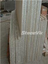 Aluminum Honeycomb Backing Panel