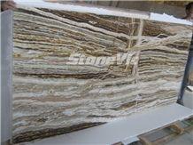 Bamboo Onyx Traslucent Panel