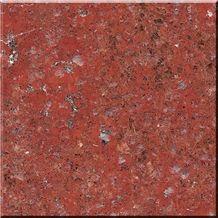 China Red Granite Tile