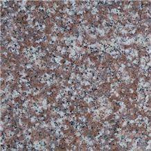G687 Peach Red Granite Tile