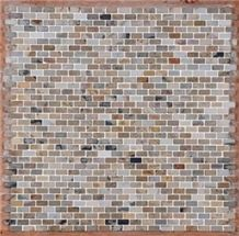 Indian Autumn Slate Mosaic
