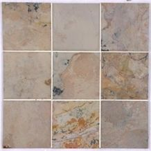 Indian Autumn Slate Tile