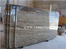 Old Wood Noce Travertine Tiles & Slabs, Brown Polished Travertine Floor Tiles, Wall Tiles