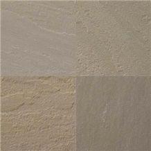 Autumn Brown India Sandstone Slabs & Tiles